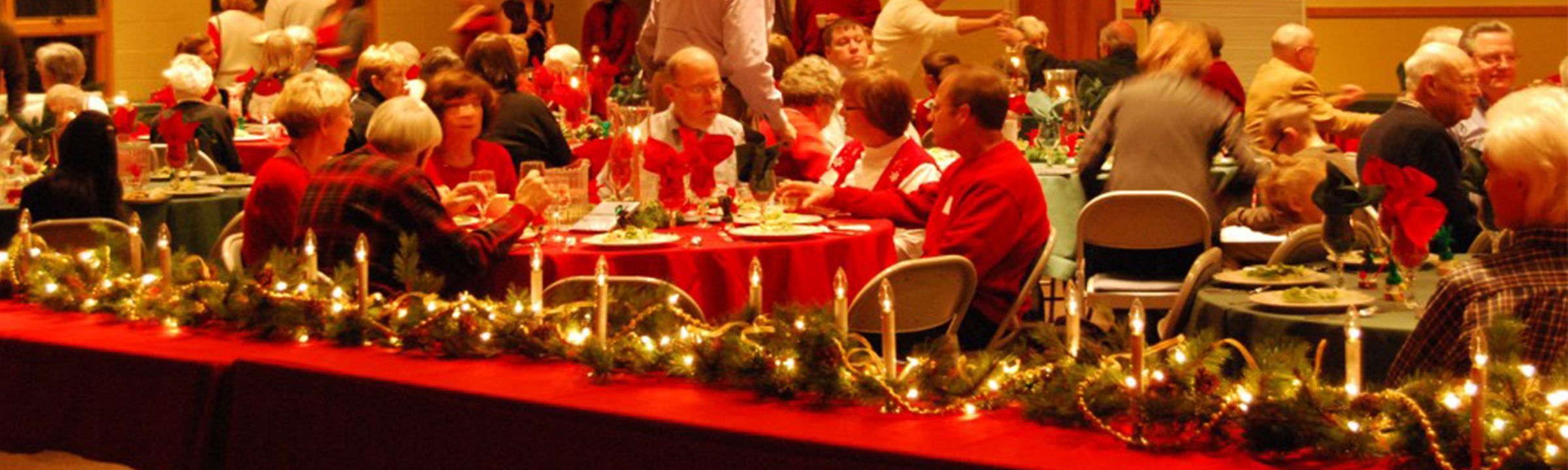 Lakeside Community Christmas Dinner  The Front Porch
